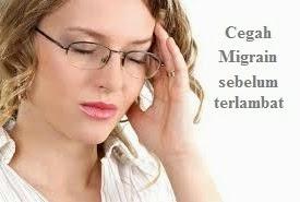 Cara mudah mengatasi migrain dengan cepat