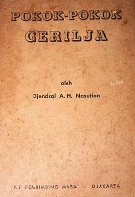Pak Nas dan bukunya Pokok-pokok Perang Gerilya