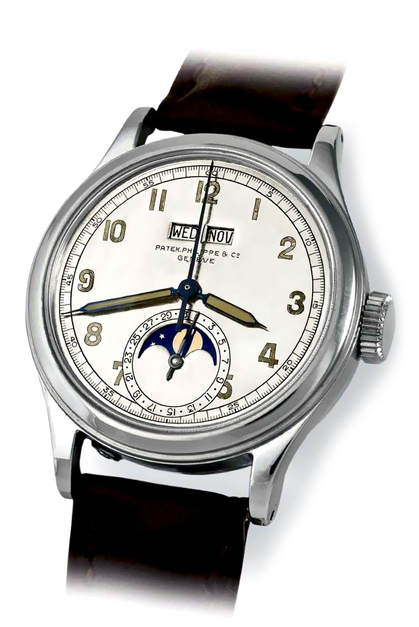 Welcome to of jake 39 s patek philippe world christie 39 s auction for Patek philippe