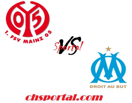 مشاهدة مباراة مارسيليا وماينز 05 اليوم 7-12-2014 مباشر علي بي ان سبورت olympique de marseille vs fsv mainz 05