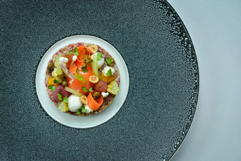 Savelberg Fine Dining Bangkok