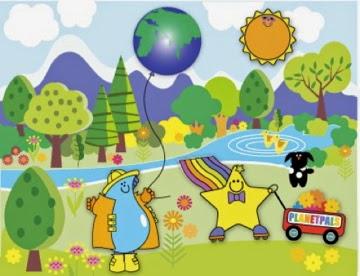 Planetpals Park Puzzle