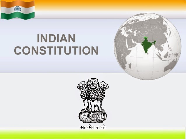 Indian Constitution and its Sources