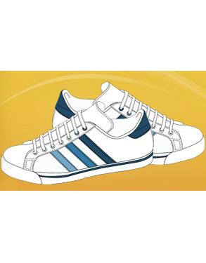 calzado deportivo El Corte Inglés