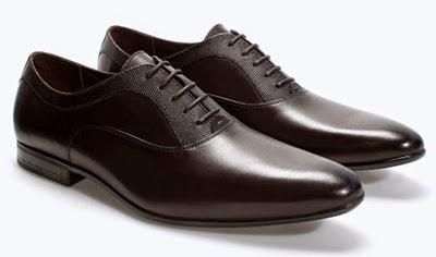 Zara zapatos hombre invierno