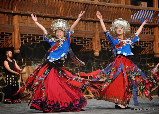 Guizhou, Miao Minority