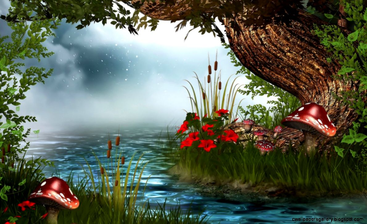 3D Nature free Wallpapers 36 photos for your desktop download