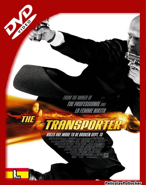 El Transportador 1 [DVDRip] [Latino] [MG-FD]
