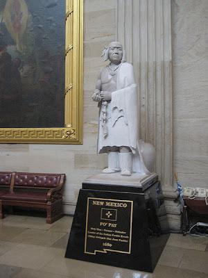 PoPay, Pope', Pueblo Revolt, Pope's Rebellion, Santa Fe