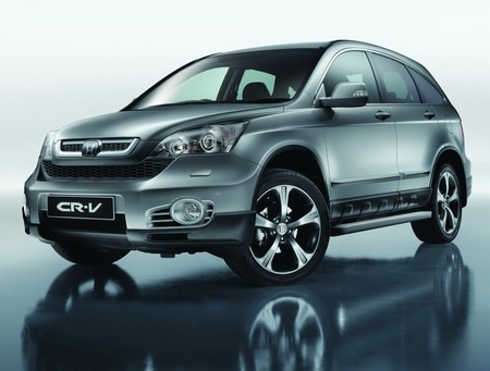 Honda on The Now Old 2007 Design Honda Crv Update The New Honda Crv Will Be