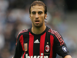 Mathieu Flamini AC Milan Wallpaper 2011 2
