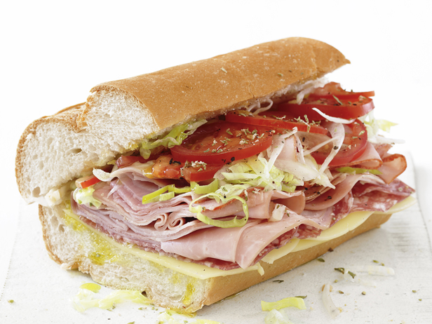 My Favorite Things: Classic Italian Sub