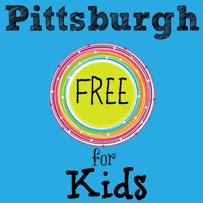 Free Kid Activities Pittsburgh