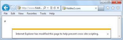 Bypass filtro Internet Explorer