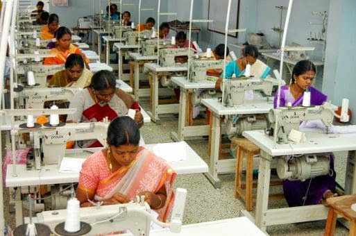 Readymade Garment Industry in India