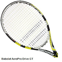 Babolat AeroPro Drive GT racket