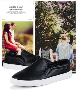 sepatu pria model korea