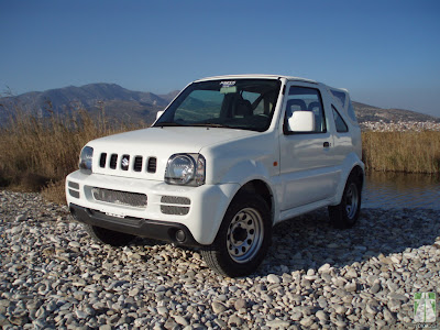 Suzuki Jimny Jeep Cars Wallpapers