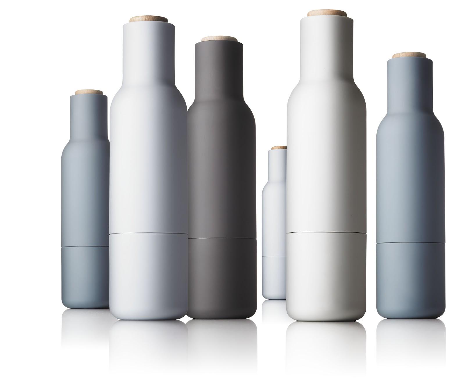 nordic blends peper en zoutmolens bottle grinder. Black Bedroom Furniture Sets. Home Design Ideas