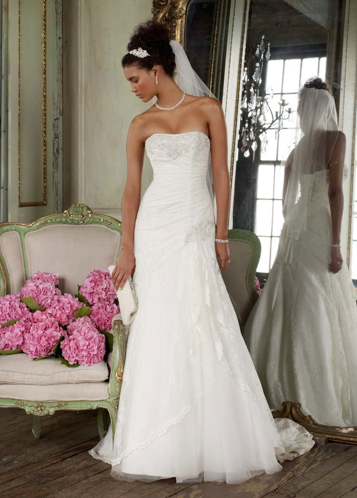 2016 wedding dresses and trends david s bridal collection for Wedding dress david bridal