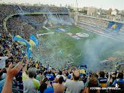 Su estadio La Bombonera, ubicado en el barrio de la Boca, .