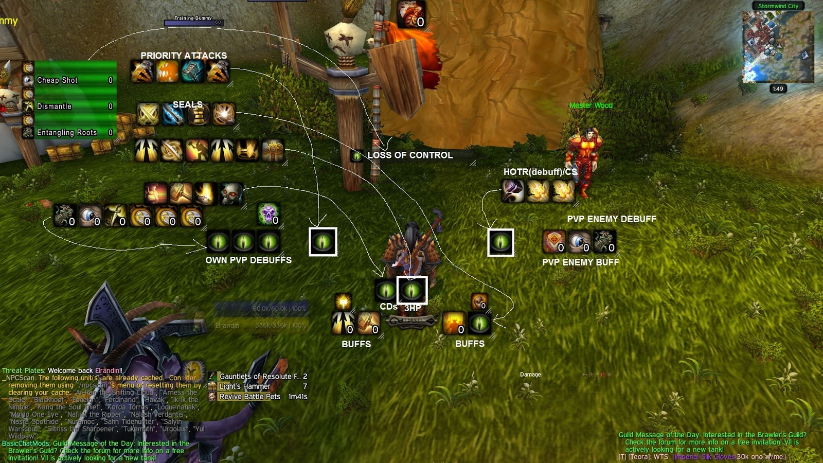 how to add an addon on wow