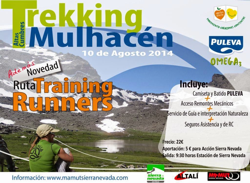 Trekking Mulhacén: Altas Cumbres