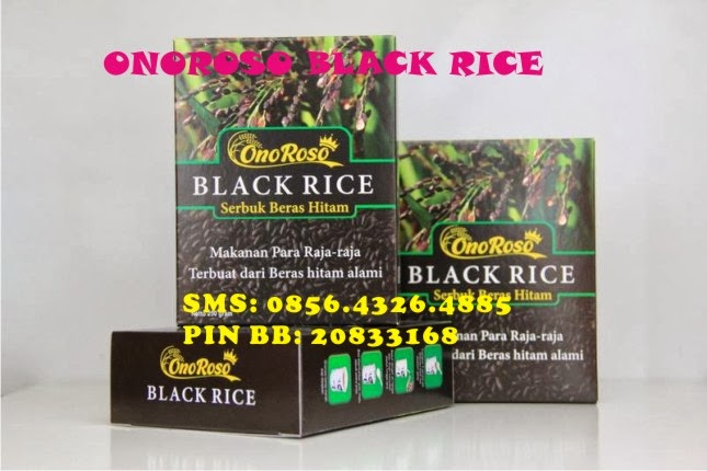 Onoroso Black Rice
