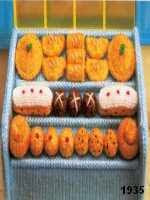 patron gratis dulce amigurumi de punto, free knit amigurumi pattern sweet