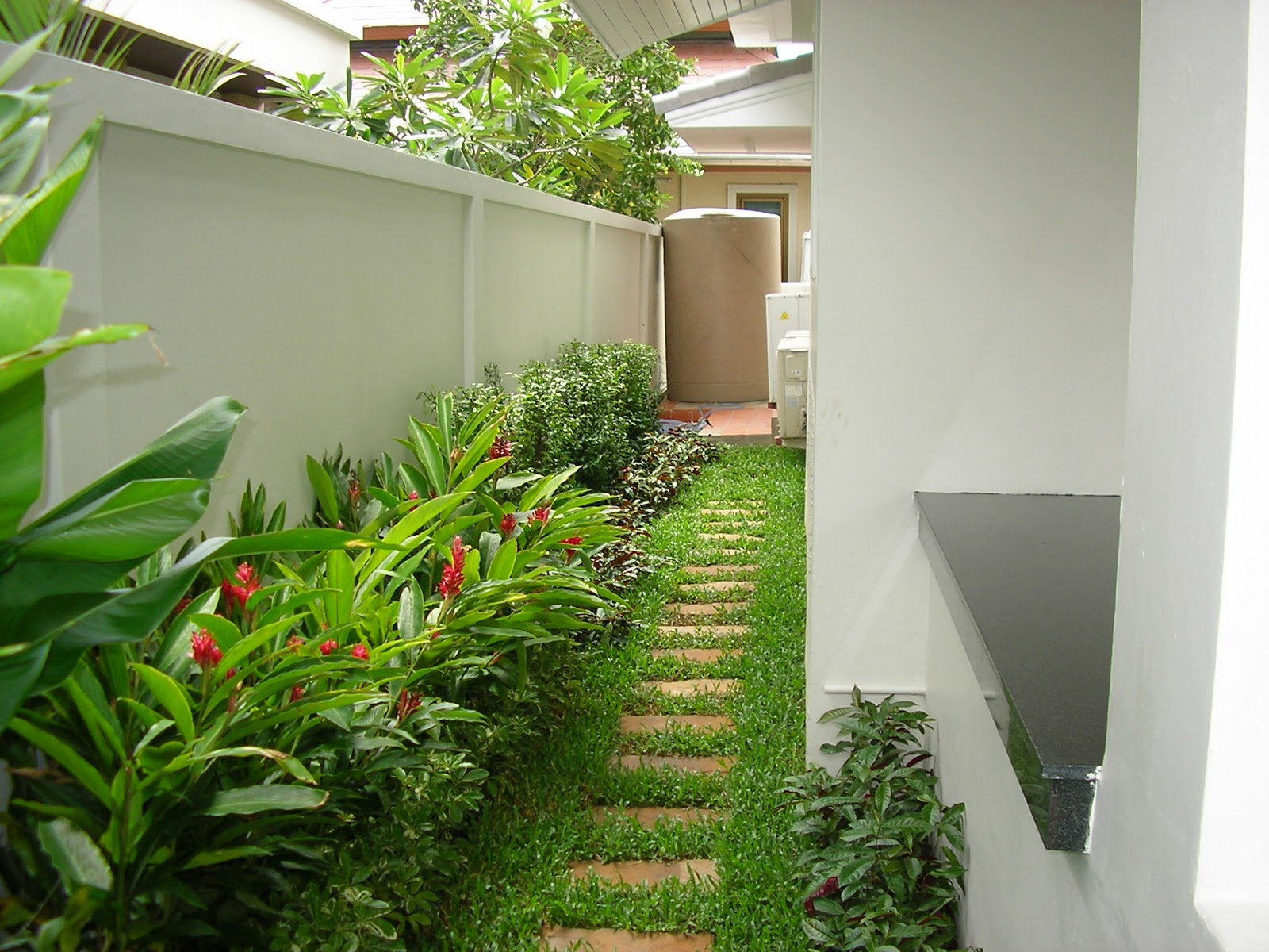Gardensiam residential landscape design for Residential landscape plan