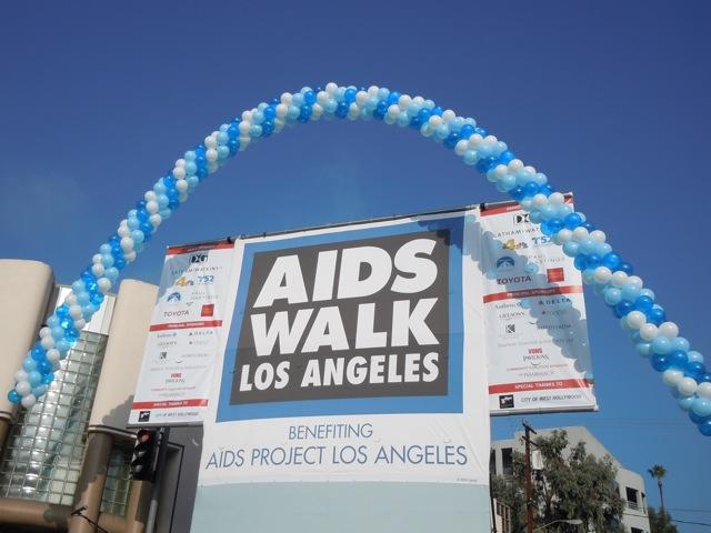 AIDS Walk LA 2011