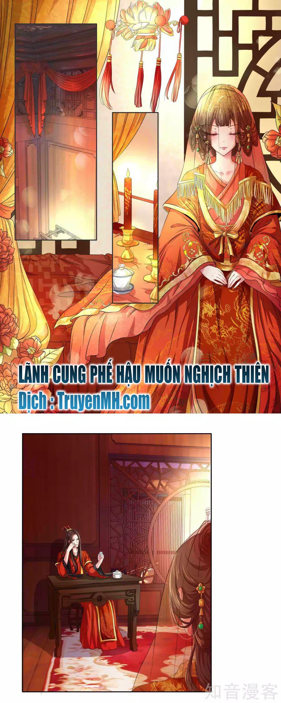 Lãnh Cung Phế Hậu Muốn Nghịch Thiên Chap 1 - Next Chap 2