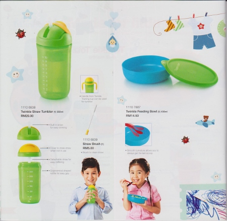 Katalog Tupperware 01 April - 11 Mei 2013