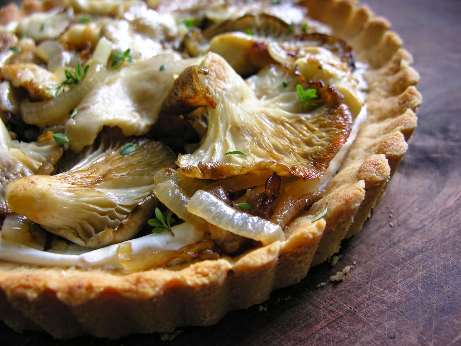 mushroom_tart