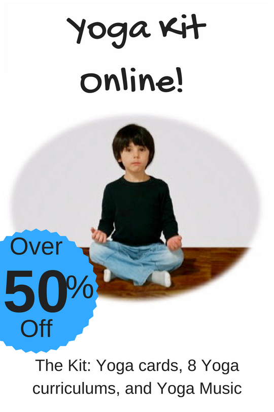 New Online Yoga Kit!