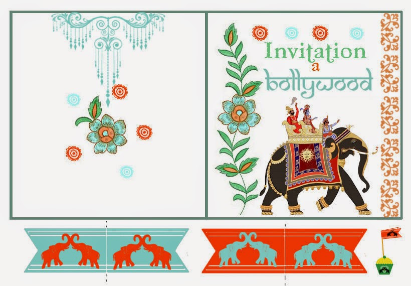 Bollywood: Free Printables. | Is it for PARTIES? Is it FREE? Is it CUTE? Has QUALITY? It´s HERE ...