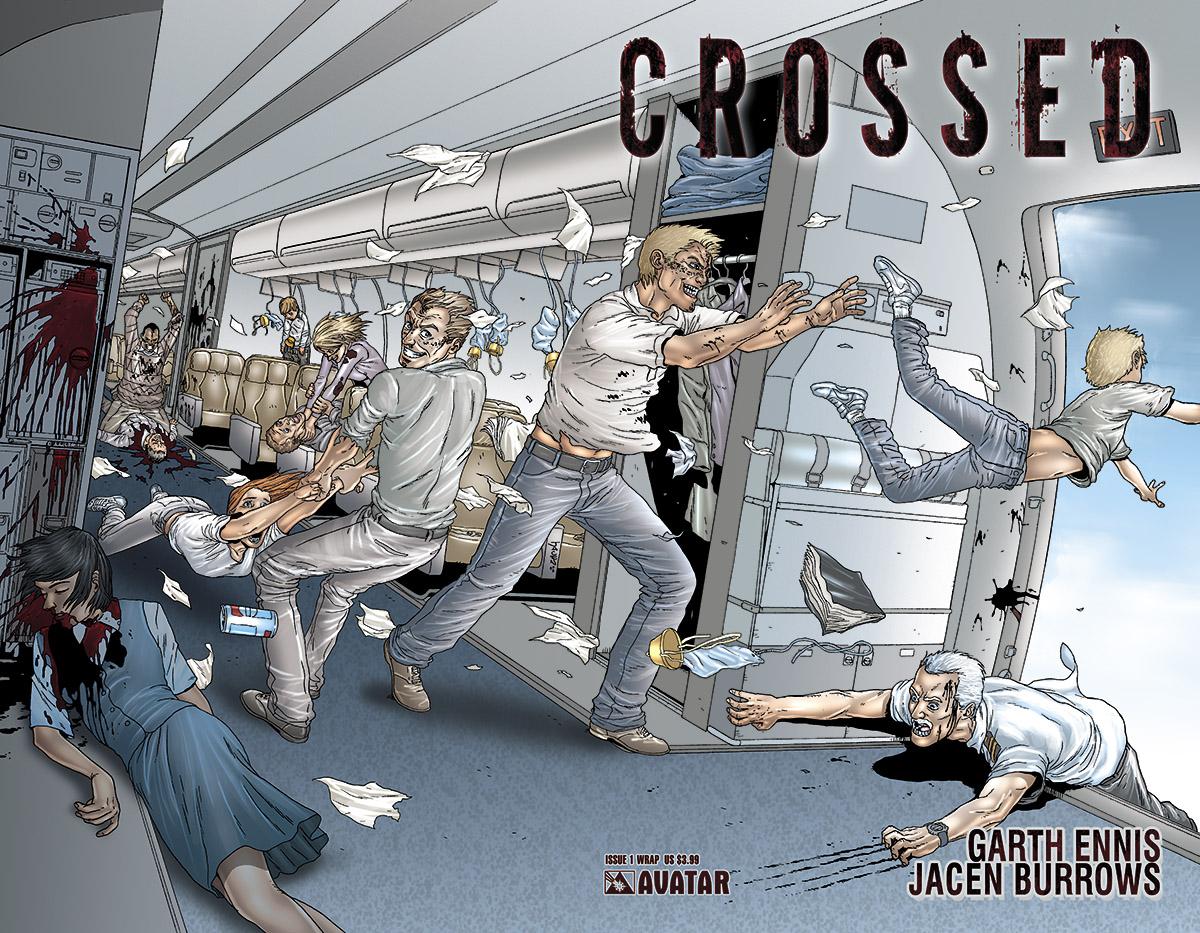 Crossed de Garth Ennis se pasa al formato webserie