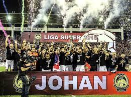 tahniah! JDT Juara Liga super 2015