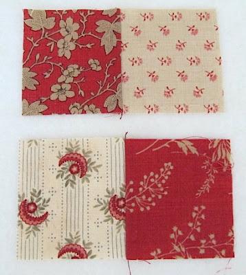 strip piecing quilt blocks