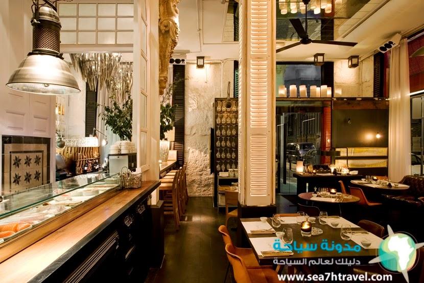 أفضل المطاعم في برشلونة