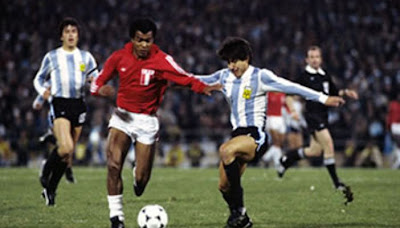 escandalo en partido peru argentina en 1978