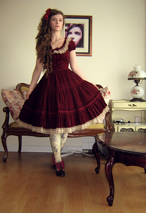 DevilInspired Lolita Clothing: Get Cheap Classic Lolita ...