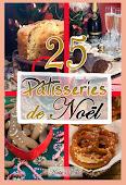"""Mon livre """"Pâtisseries de Noël"""""""