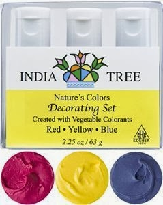 All natural food dyes