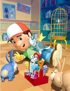 Download - Manny, Mãos à Obra - HDTV Dublado