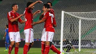 اهداف الاهلى واتحاد الشرطة 5-0 كاس مصر