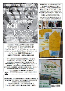 RicordateVi di ACR 5x1000!