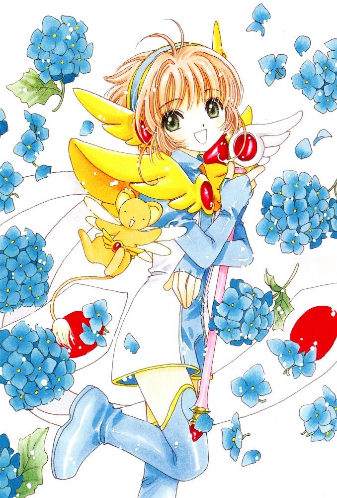 cardcaptor sakura star cards