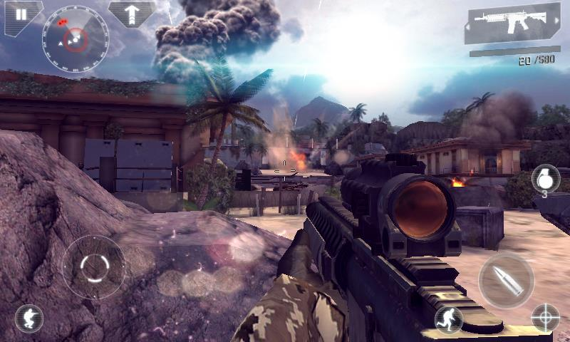 modern combat 4 zero hour apk data mod v1 1 7c unlimited money andronod