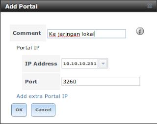 Add portal